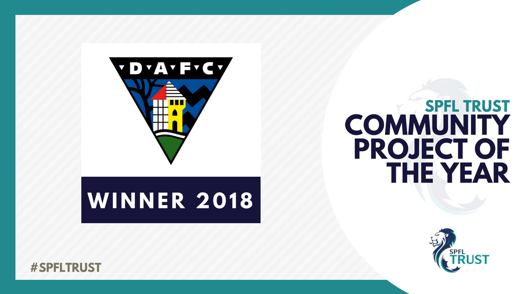 SPFL Trust Community Project of the Year