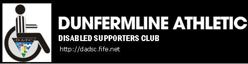 Dunfermline Athletic Disabled Supporters` Club (DADSC)