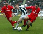 Aberdeen 16 Mar 2002 Chris McGroarty