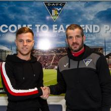 Bruce Anderson Signs Dunfermline