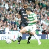 Celtic v Dunfermline Athletic 19th March 2006. Frederic Daquin v Ross Wallace.