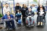 Dunfermline Athletic Disabled Supporters Group.