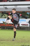 Pars v Airdrieonians 18th January 2014.