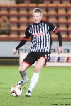 Andy Geggan. Pars v Arbroath 25th February 2014.