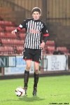Ryan Williamson. Pars v Airdrieonians 18th January 2014.
