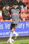 Faissal El Bakhtaoui. Pars v Arbroath 25th February 2014.