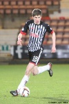 Ryan Williamson. Pars v Arbroath 25th February 2014.