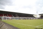 Main Stand Support. Pars v Cowdenbeath 20th April 2013.