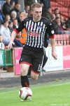 Allan Smith. Pars v Airdrieonians 21st September 2013.