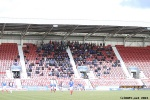 Away Support. Pars v Cowdenbeath 20th April 2013.
