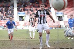 Stephen husband scores! (2 of 2) Pars v Cowdenbeath 20th April 2013.