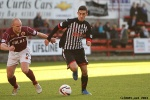 Pars v Stenhousemuir 9th November 2013.