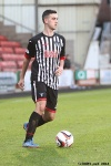 Ryan Wallace. Pars v Forfar Athletic 7th December 2013.