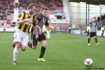 Pars v East Fife 22nd March 2014. Alex Whittle v Scott Durie.