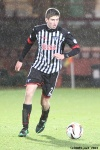 Ryan Williamson. Pars v Forfar Athletic 7th December 2013.