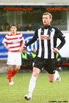 Pars v Hamilton Academical 2nd February 2013. Andy Kirk.