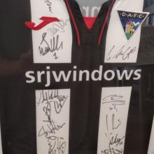4. 1st Team signed 2018-2019 Framed