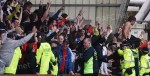 Pars v Raith Rovers 23rd April 2011