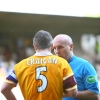 Motherwell v Pars 31st March 2007. Scary Referee Stephen Finnie.