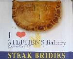 Stevens Steak Bridie.
