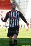 Andy Kirk. Pars v Aberdeen 28th April 2012.