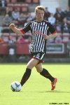 Chris Kane. Pars v Arbroath 17th August 2013.