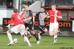 Pars v Ayr United 22nd February 2014. Stephen Husband in action.