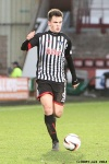 Lawrence Shankland. Pars v Ayr United 22nd February 2014.