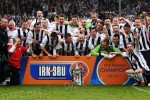 Dunfermline Athletic 2010-11 Champions