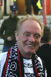 Pars v Kilmarnock 20th November 2004. Bruce Jones (Les Battersby from Corrie)