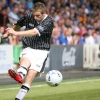 Pars v Rangers 13th August 2006. Greg Ross.