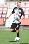 Ross Millen. Pars v Arbroath 17th August 2013.