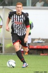 Ryan Thomson. Pars v Arbroath 17th August 2013.