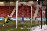 Dafc v Stenhousemuir 9th January 2009