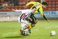 Dunfermline Athletic 1<br>Livingston 0