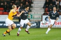 Dunfermline Athletic 0<br>Motherwell 2