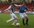 Dunfermline  Athletic 1 -1 Queen of the South (5-6 on penalties)
