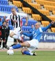 St. Johnstone 0- 3 Dunfermline Athletic