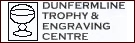 Dunfermline Trophy Centre, Guildhall Street, Dunfermline for all your trophies